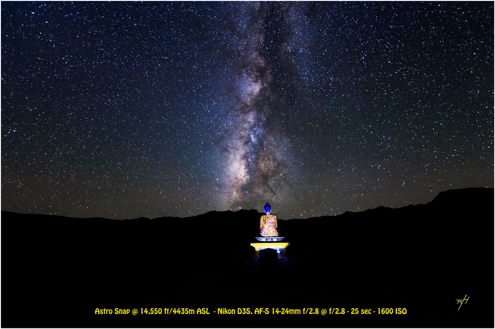 Nikon AF-S 14-24mm f/2.8 lens for astro-photography
