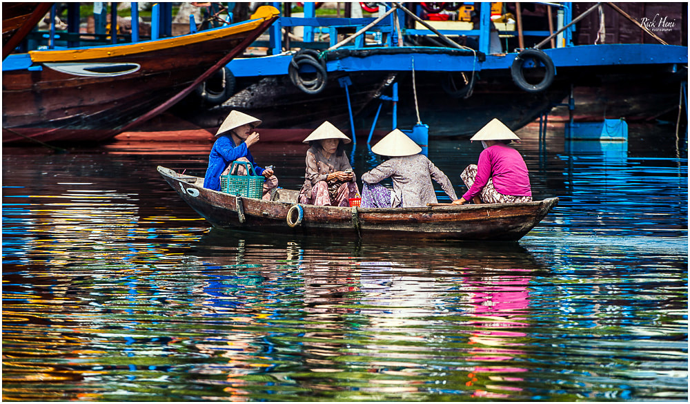 Rick Hemi Hoi An Vietnam, Solo overland travel and transit Asia, Rick Hemi Intrepid travel and transit, Overland Travel and Transit Photography,