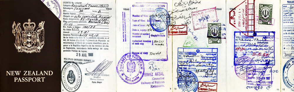additional-passport-visa-pages-solo-overland-travel-and transit-Africa-Middle East