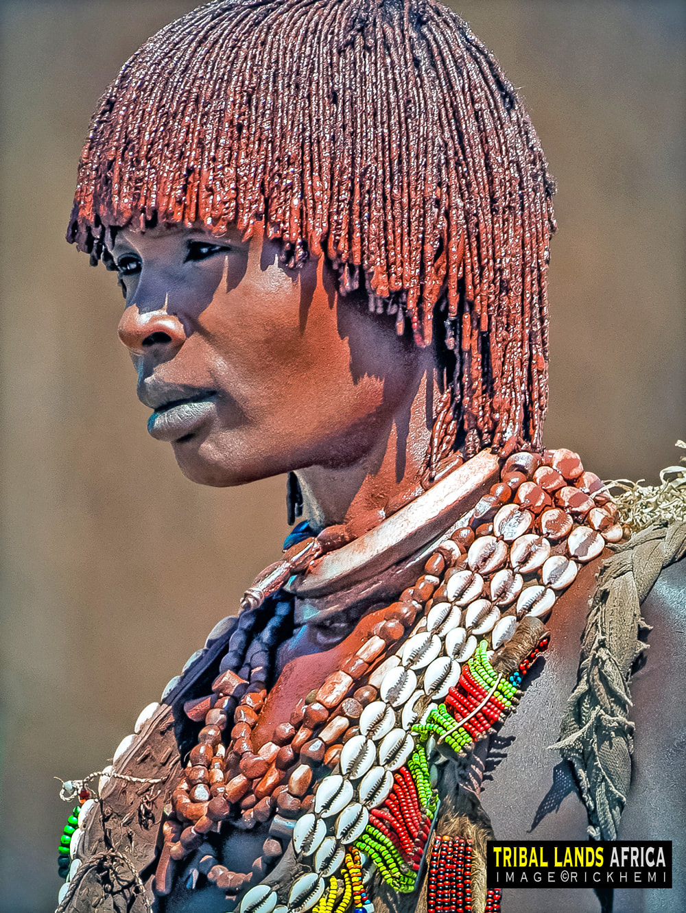 overland travel tribal lands Africa, image by Rick Hemi