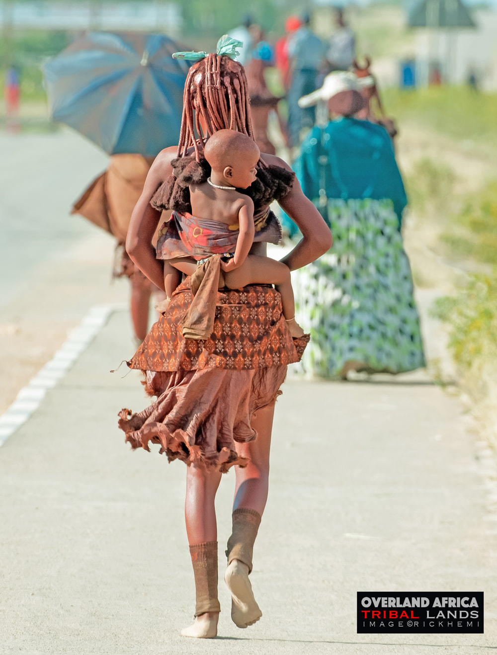 overland Africa, solo travel Africa, tribal lands, image by Rick Hemi