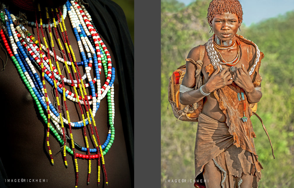 overland travel and transit Africa, tribal lands Africa, image by Rick Hemi